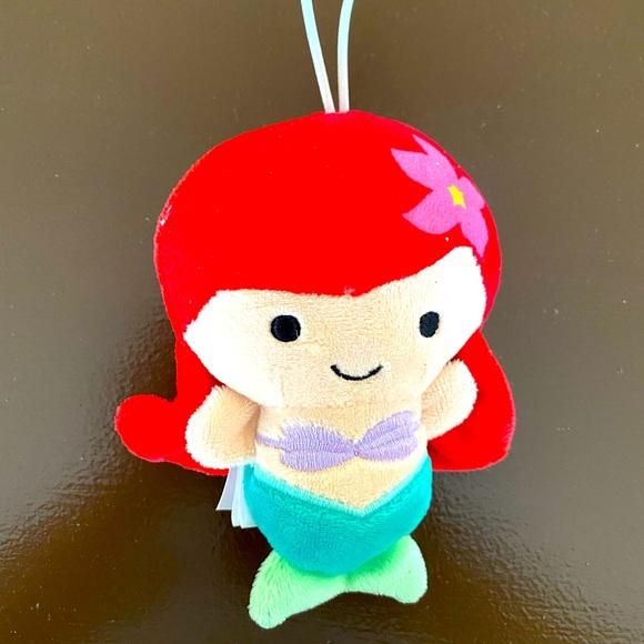 Ariel plush ornament